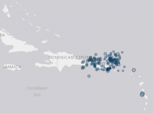 caribbean-earthquakes